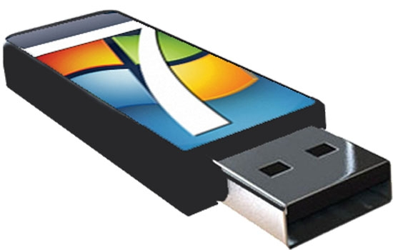 how to use a usb flash drive on windows 7