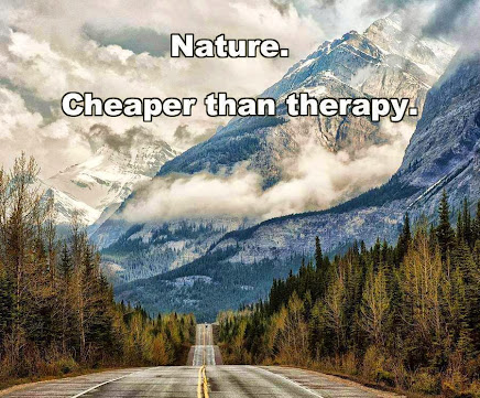 Get out and enjoy NATURE!!