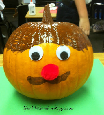 """No Carve Pumpkin Decorating Ideas"""