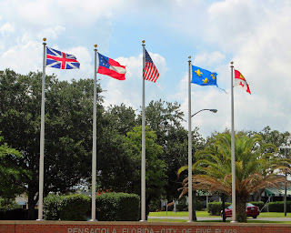 Downtown Pensacola~ City of 5 Flags