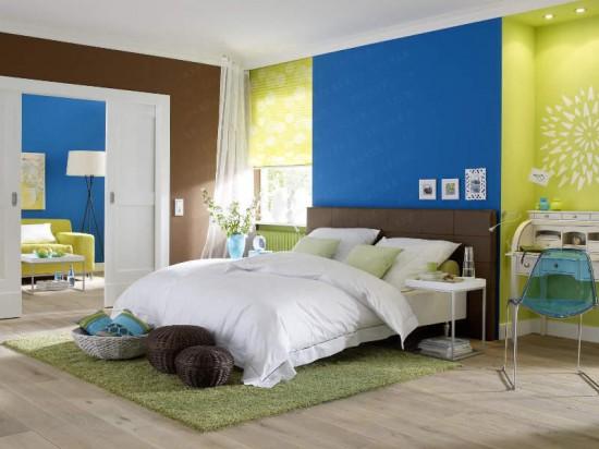 Schlafzimmer Wandgestaltung ~ Die Besten Einrichtungsideen und ...