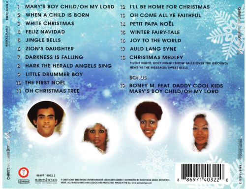 Disco2GO: BONEY M. – (2007) CHRISTMAS WITH BONEY M.