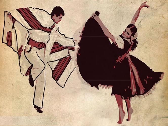 Ballet Folclórico FINA ESTAMPA de CHICLAYO PERU