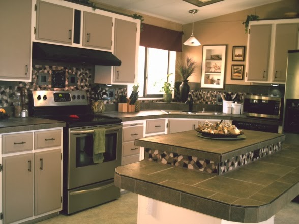 Mobile Homes Kitchen Designs IdeasThe Best Inspiration for