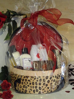 Our Simple Farm: Eden Natural Skincare and Cosmetics Gift Basket ...