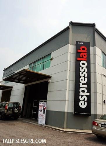 No.11 Espressolab @ Sunway Damansara