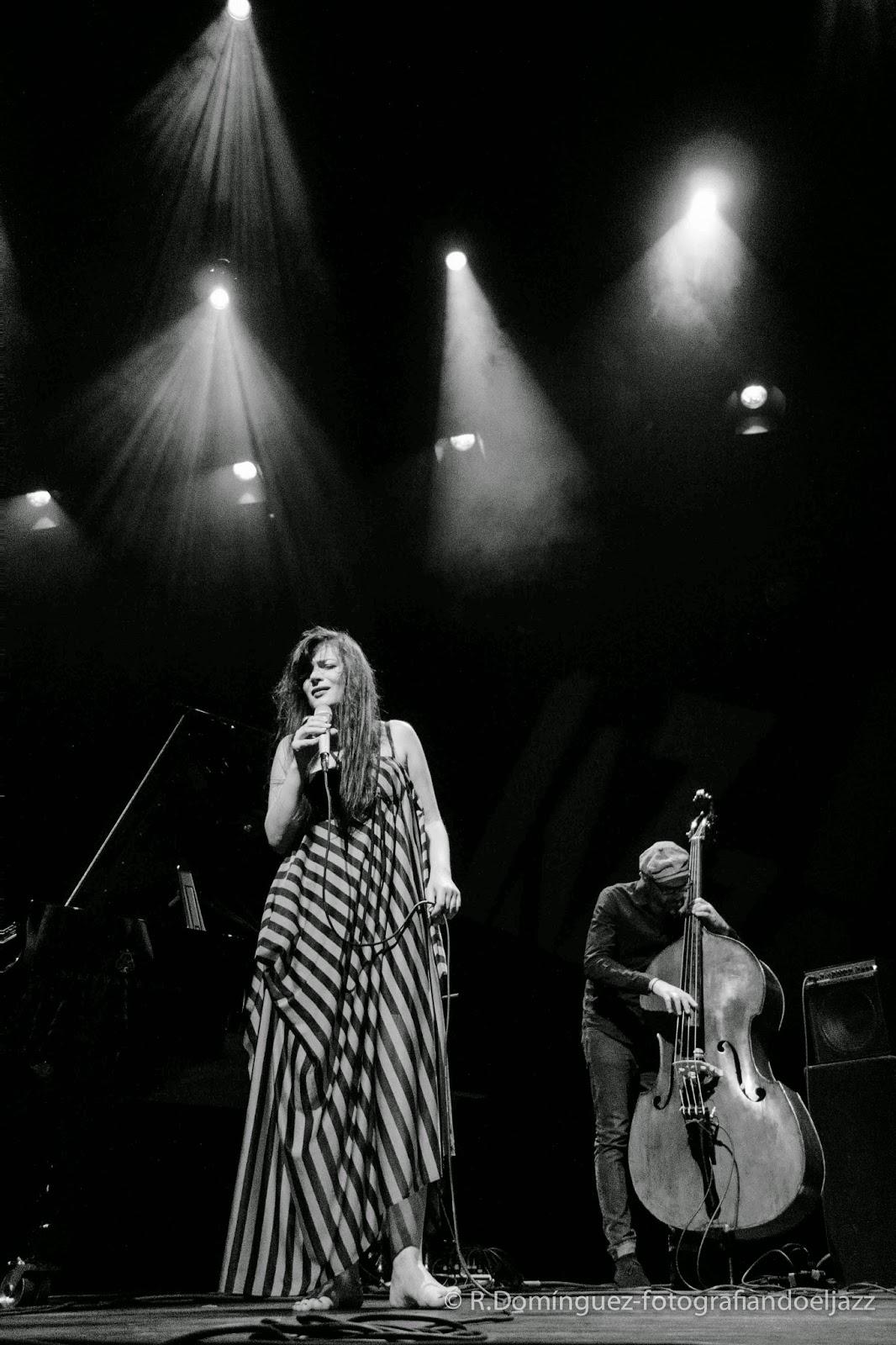© R.Domínguez - Elina Duni Quartet - Patrice Moret - Elina Duni