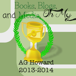 Winner of the 2013-2014 Bloggy Awards