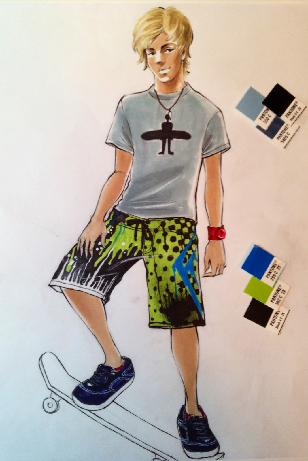 Costume designer ruth carter costume illustrator chloe ji yoon