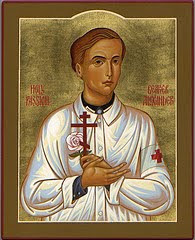 Saint néomartyr Alexandre de Munich