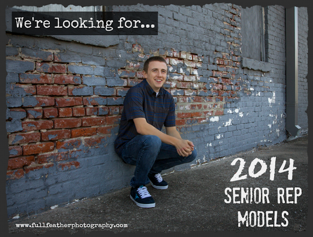 Tulsa high school senior portrait
