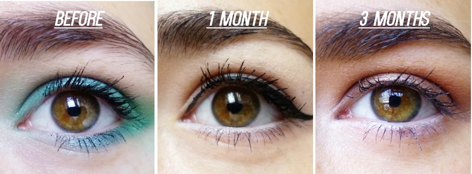 Natural Eyelash Growth Coconut Oil