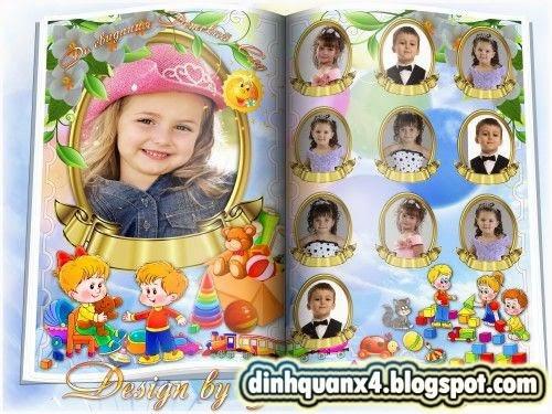 Children vignette - goodbye kindergarten