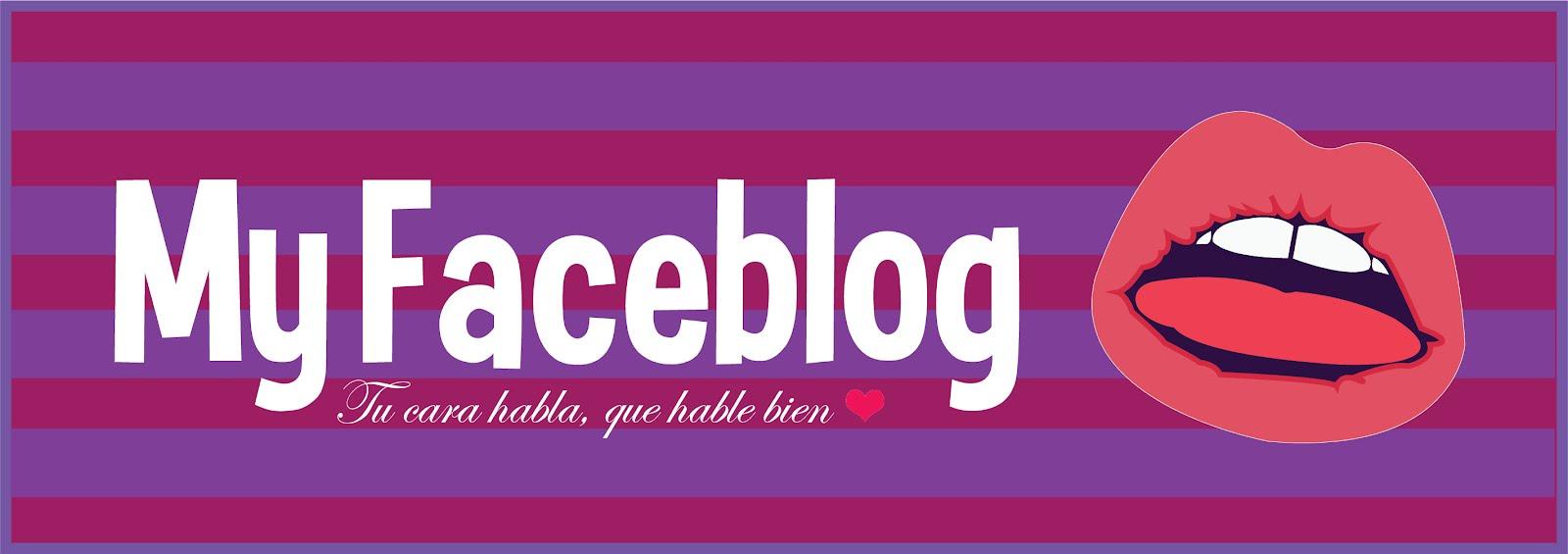 My Faceblog