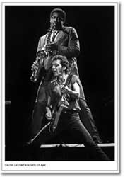 Springsteen and Clemons 1980