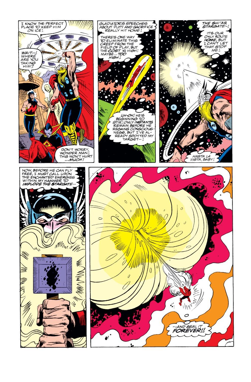 Captain America (1968) Issue #398g #337 - English 21