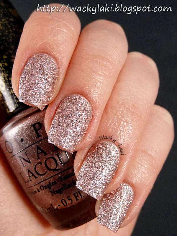 Wacky Laki: OPI Mariah Carey Holiday Collection - Liquid Sand