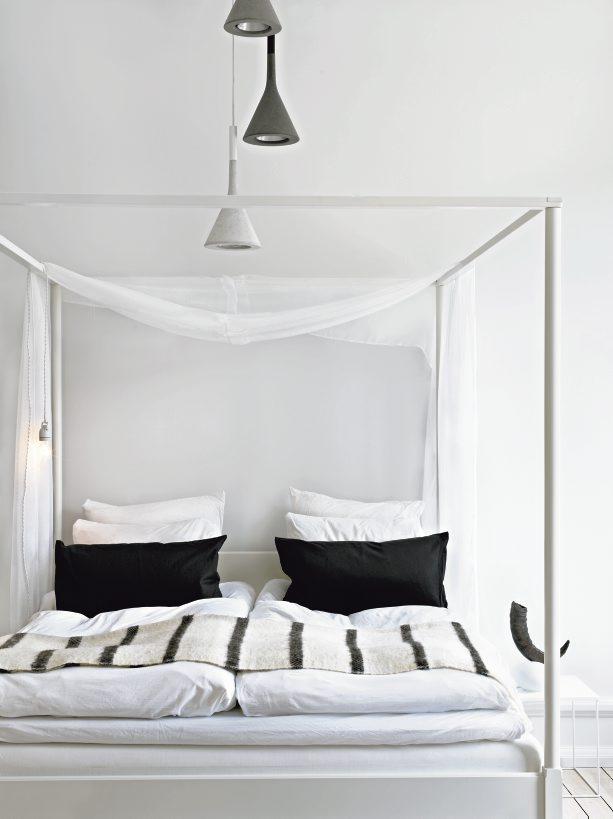 Ikea Udden Gibt Es Nicht Mehr ~ in hellen Farben mit einem Ikea Bett (gibt es wohl nicht mehr