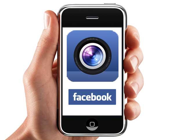 Facebook Camera 1.0.2 con nuevos cambios
