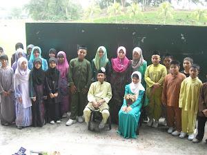 Kelas 6 Kuning 2012