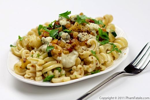 http://www.phamfatale.com/id_2398/title_Blue-Cheese-Pasta-Sauce-Recipe/
