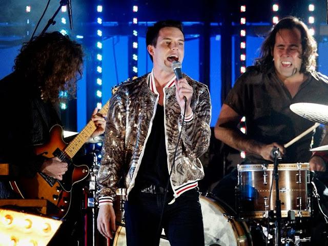 Caravana Lollapalooza RJ - The Killers