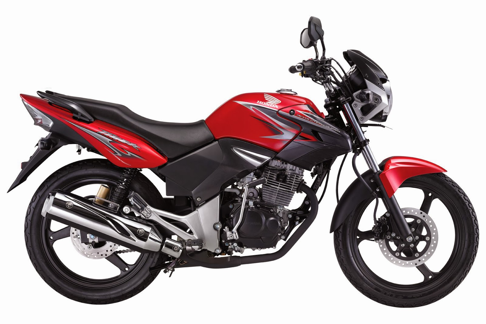Perbandingan New Yamaha Vixion Vs New Honda Tiger