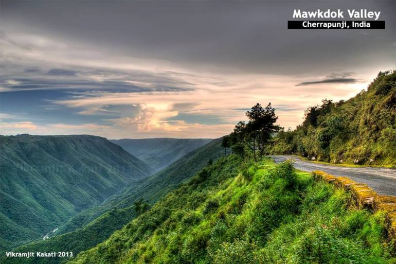 Mawkdok Valley, Sohra (Cherrapunji), Meghalaya (photo - Vikramjit Kakati)