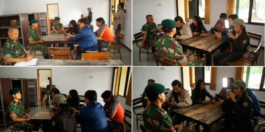 Aksi Pratu TNI Awang selamatkan ABG yang mau diperkosa