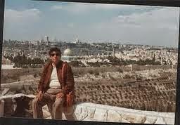 Il nostro direttore inviato speciale in Israele Anni 80