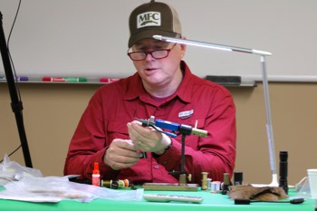 Fly Tying Workshop with Phil Rowley