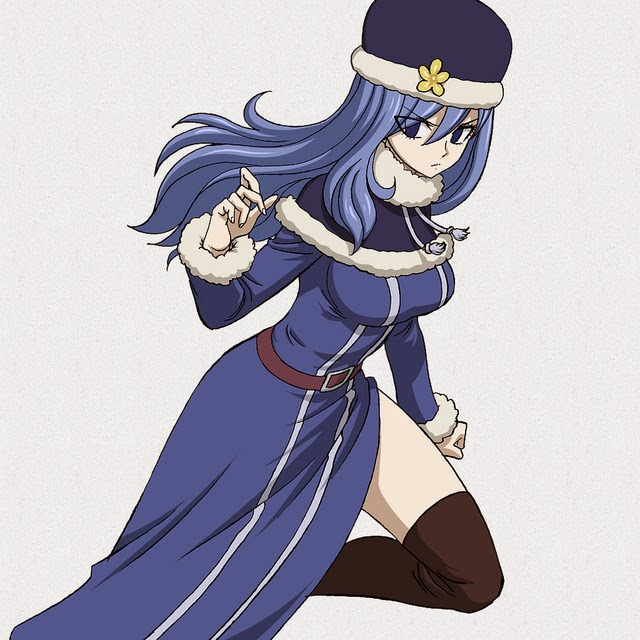 Juvia Fairy Tail New Character Design and Promotional Video