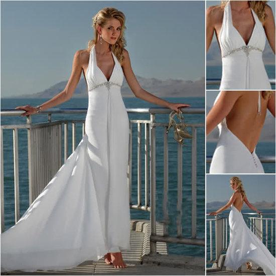 Beach wedding gowns 2012 bridal wedding and prom ideas