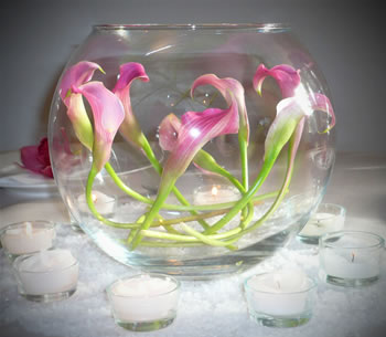 glass bowl wedding centerpieces unique wedding ideas and