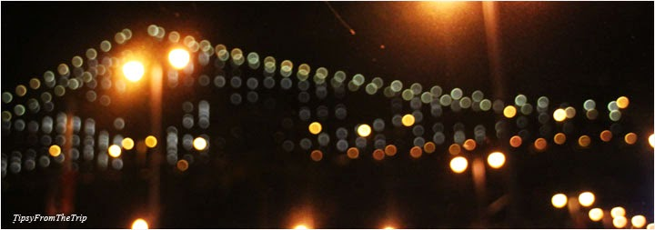 Bokeh, Bay Bridge