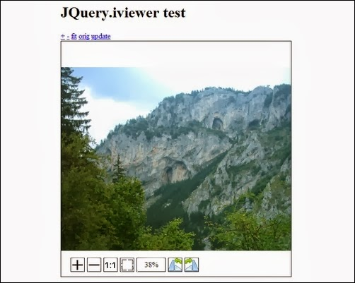 Jquery iviewer