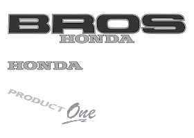 download Logo Honda bros Vector