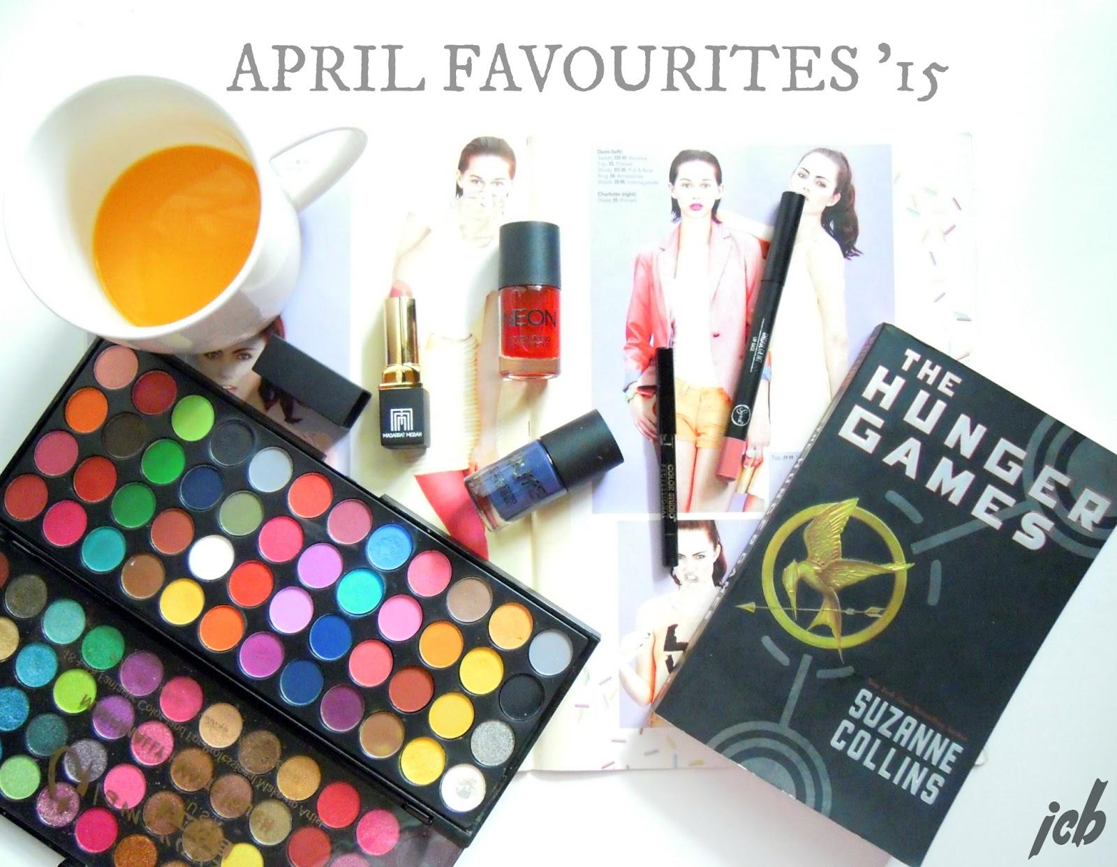 April Favourites '15