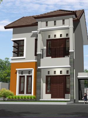 rumah model 36 modern