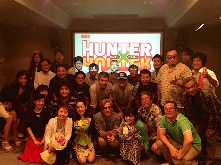 Hunter X Hunter 2011 akan tamat di episode 148