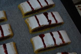 biscotti all'amarena napoletani con strega procedimento