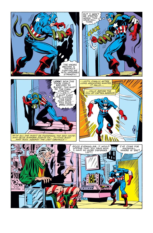 Captain America (1968) Issue #239 #154 - English 13