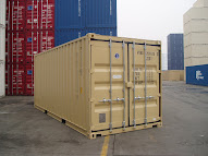 Steel Mobile Storage Containers