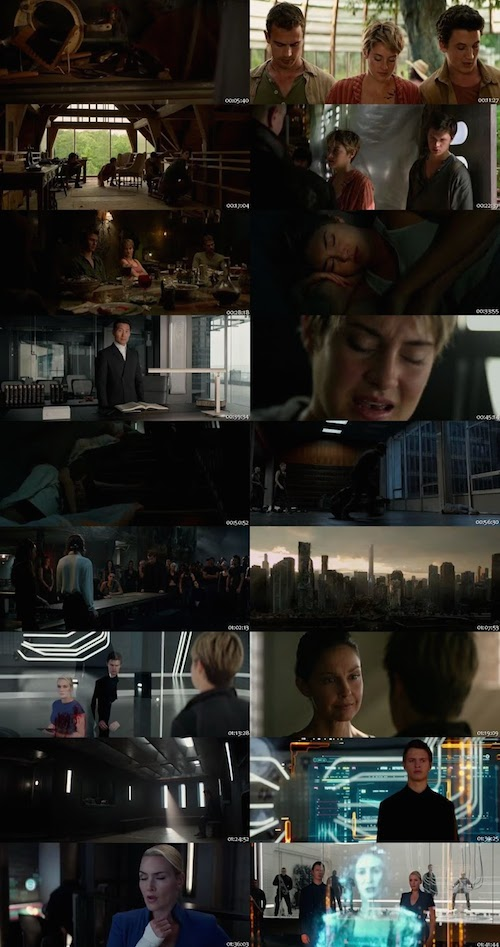 Insurgent HDRip 300mb Download