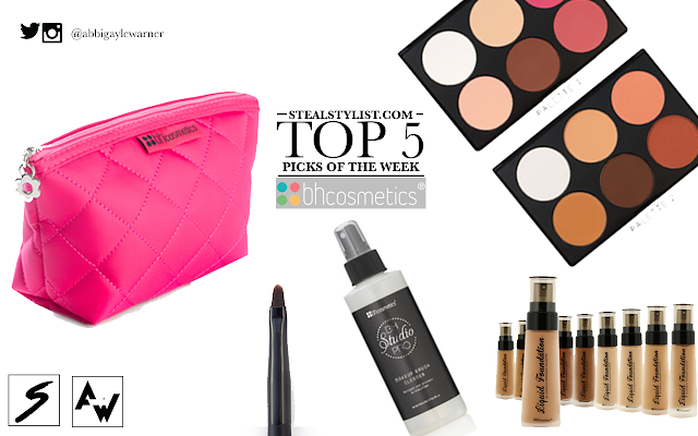 stealstylist.com guide to beauty | bh cosmetics must haves