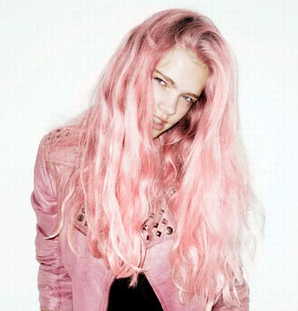 pelo+rosa+pastel+nuevo+look+de+moda