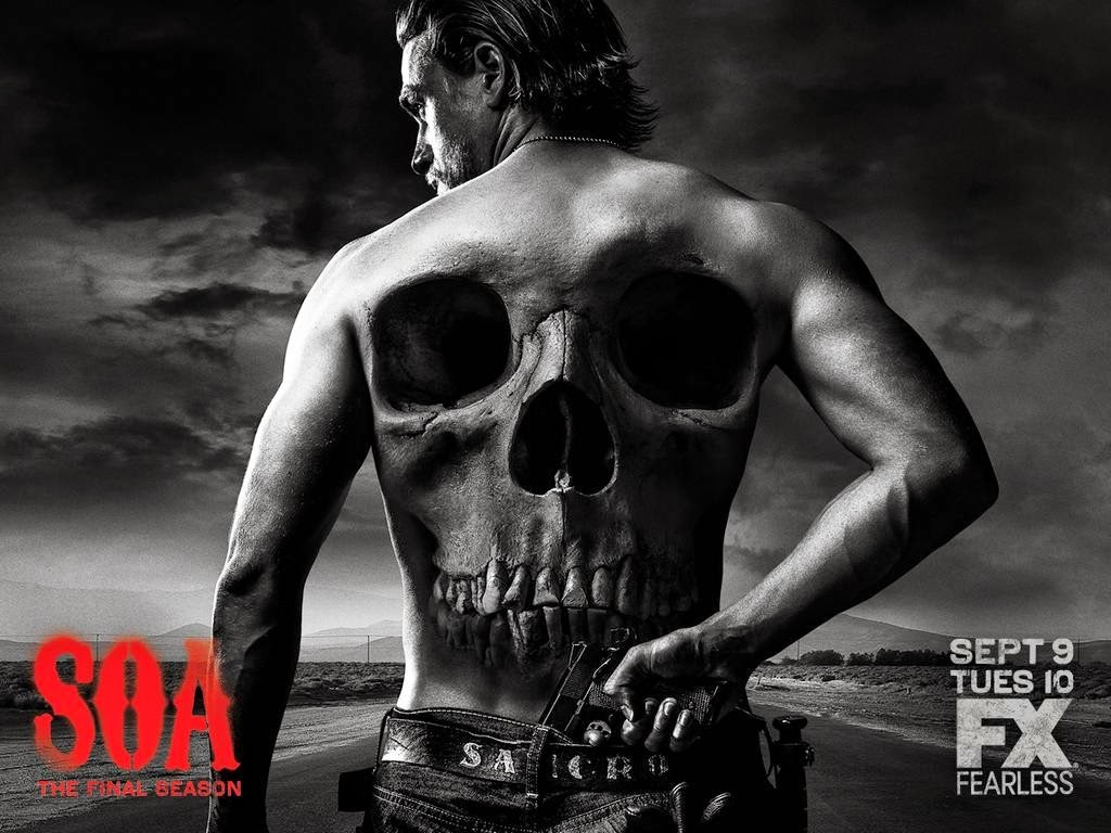 Sons of Anarchy Season 7 Teaser Banner