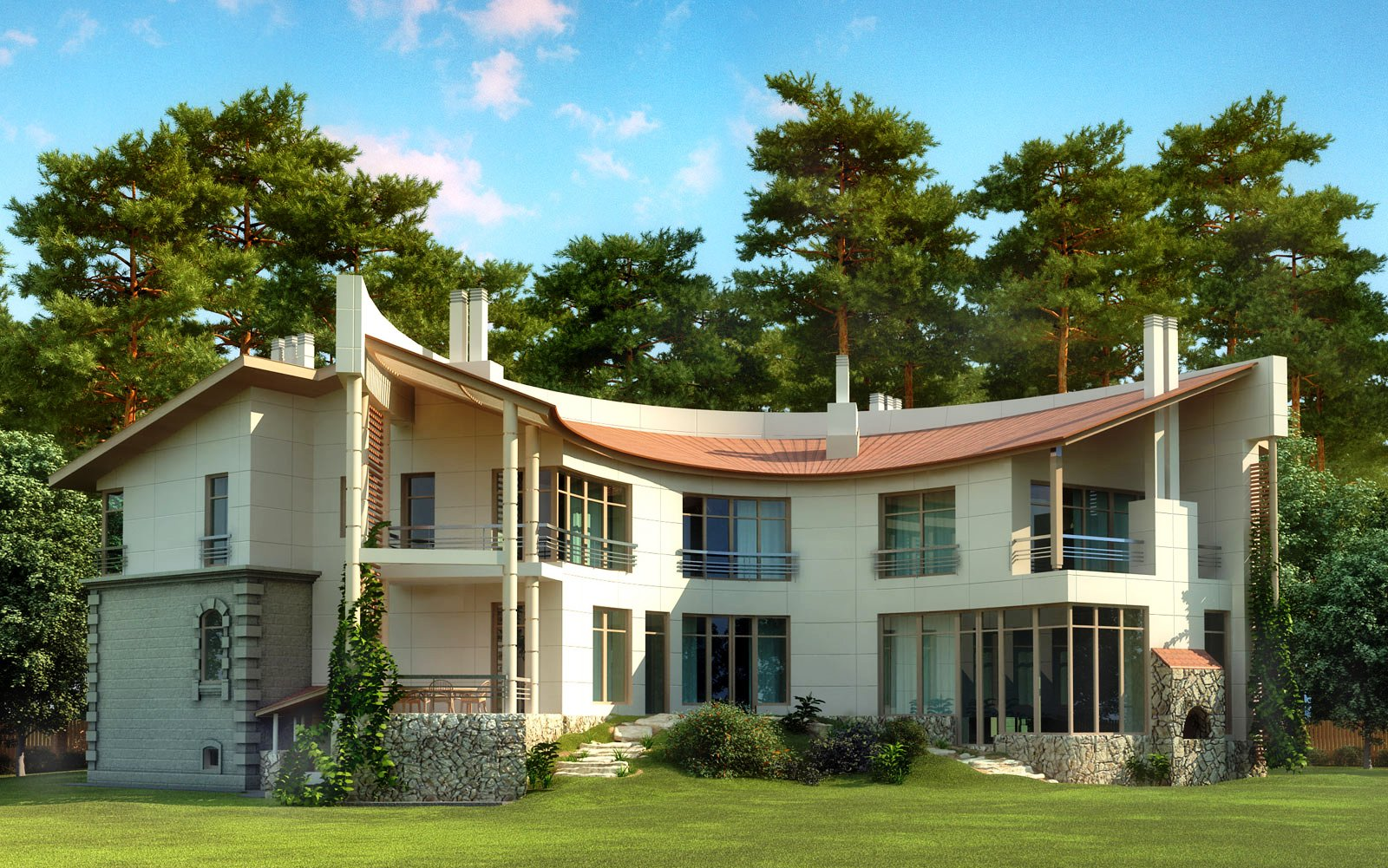 Casatreschic Interior America 39 S Best House Plans House