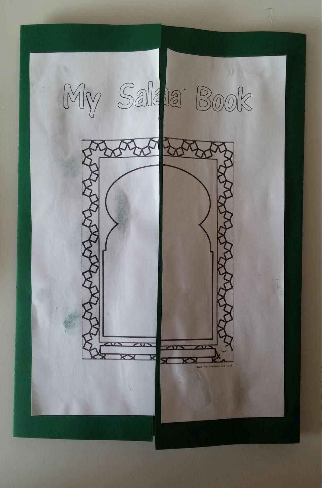 Salaa Lapbook   Islam From the Start