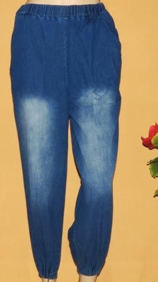 Celana jeans kulot CKJ202